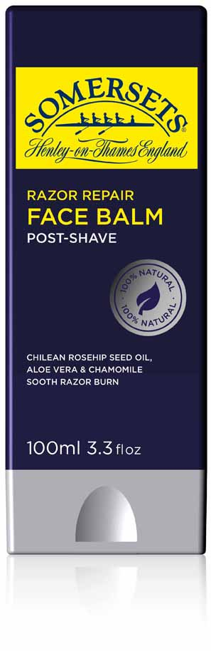 Somersets Repairing Post Shave Balm - 100ml